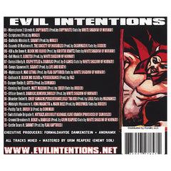 <!--020120228042341-->Evil Intentions - 'Evil Intentions' [CD]