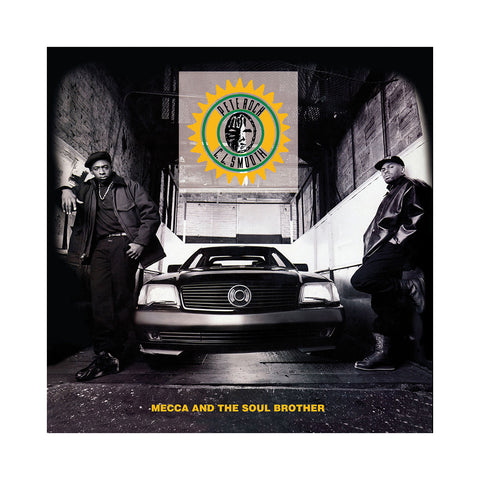 Pete Rock & CL Smooth - 'Mecca And The Soul Brother' [CD]