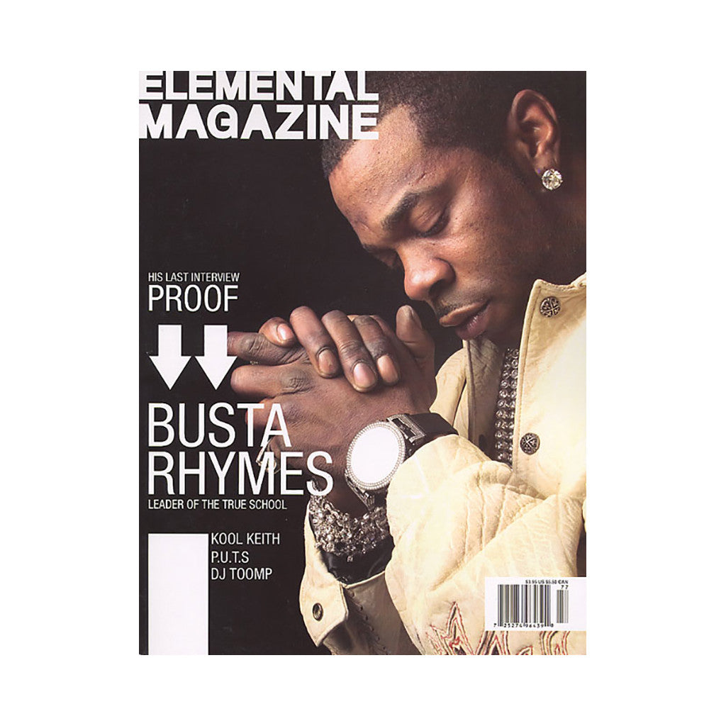 <!--020060711007826-->Elemental Magazine - 'Issue 77' [Magazine]
