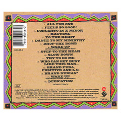 Brand Nubian - 'One For All' [CD]