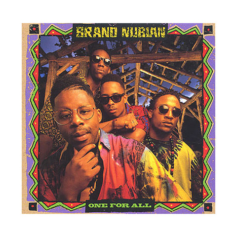 Brand Nubian - 'All For One' [Streaming Audio]