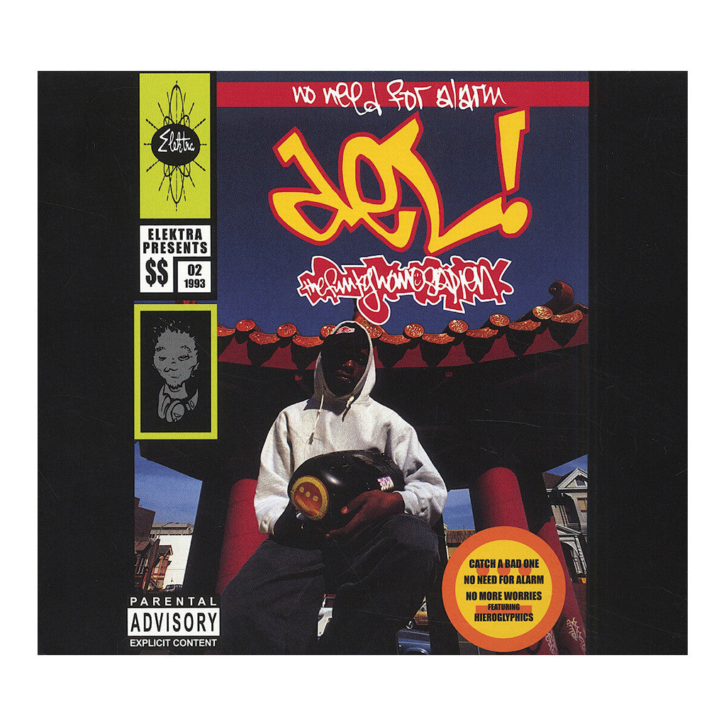 <!--2005102402-->Del The Funky Homosapien - 'Wrongplace' [Streaming Audio]