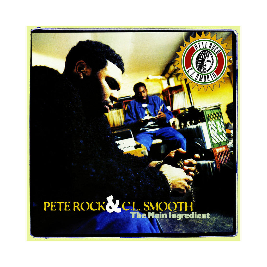 <!--2003070236-->Pete Rock & CL Smooth - 'The Main Ingredient' [Streaming Audio]