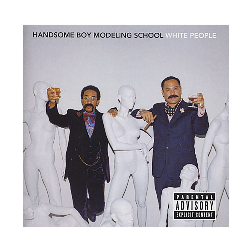 <!--020041109003197-->Handsome Boy Modeling School - 'White People' [CD]