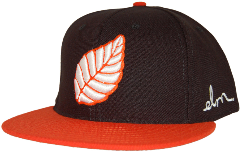 <!--020110712032795-->Elm: City Series (San Francisco) - 'Giants' [(Black) Snap Back Hat]
