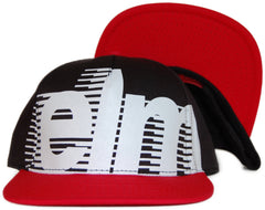 <!--020110913035641-->Elm - '84' [(Black) Snap Back Hat]
