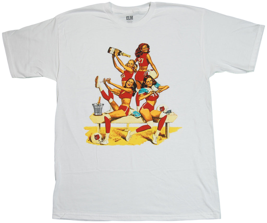 <!--2011091333-->Elm - 'Cheerleader' [(White) T-Shirt]