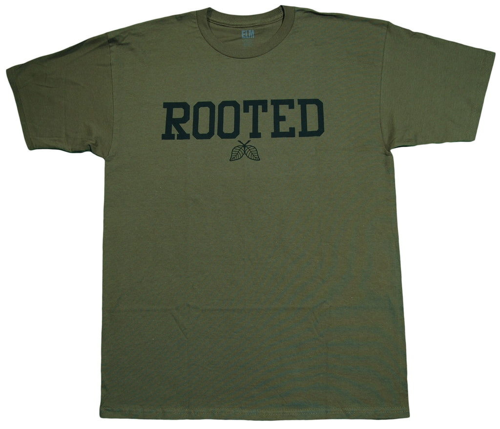 <!--2012101652-->Elm - 'Rooted' [(Dark Green) T-Shirt]