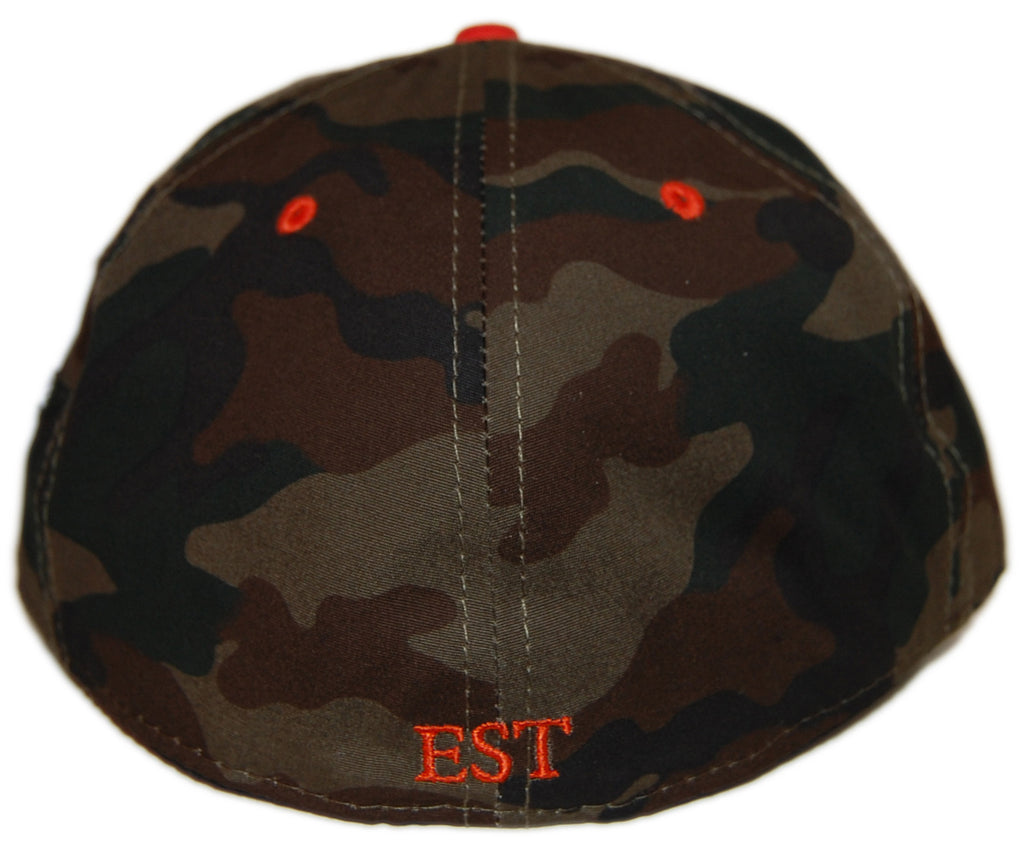 <!--2012073113-->Elm - 'Drop Leaf' [(Camo Pattern) Fitted Hat]