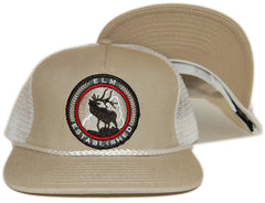 <!--020121016050469-->Elm - 'Antler Trucker' [(Light Brown) Snap Back Hat]
