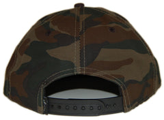 <!--020121016050468-->Elm - 'Rooted' [(Camo Pattern) Snap Back Hat]