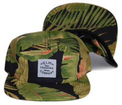 <!--020131022060691-->Elm - 'Jungle' [(Multi-Color) Five Panel Camper Hat]