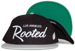 <!--020111213039439-->Elm: City Series (Oakland) - 'Rooted - Raiders' [(Black) Snap Back Hat]