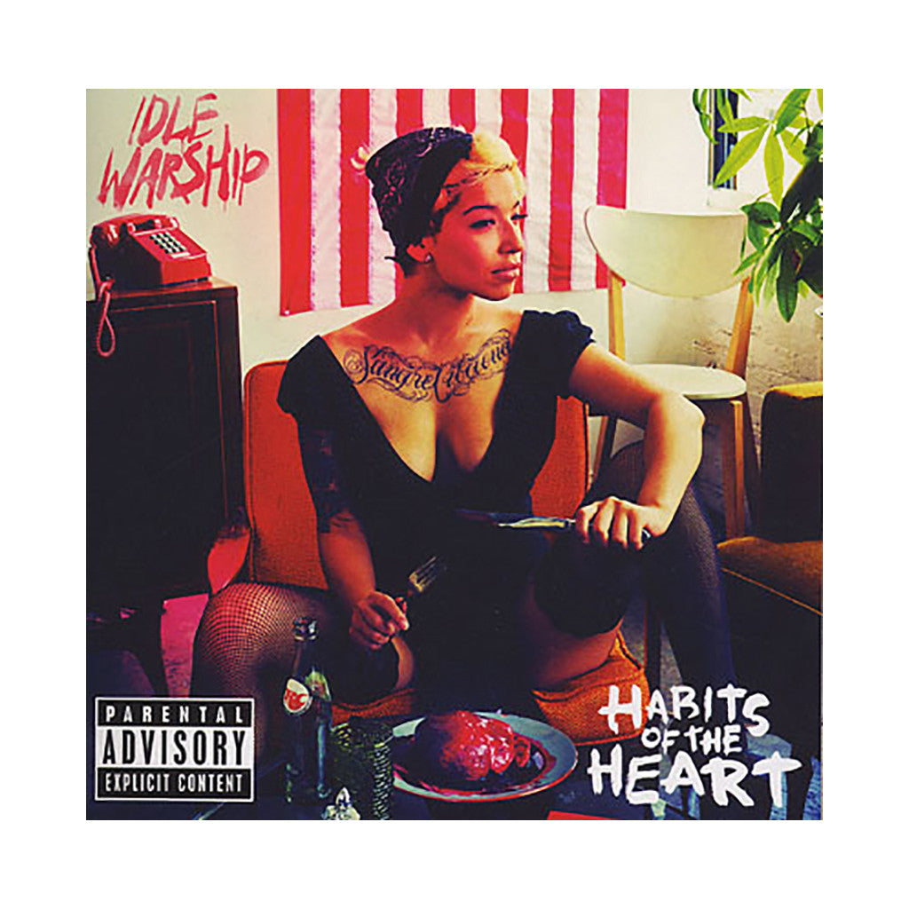 <!--2011110114-->Idle Warship - 'Habits Of The Heart' [CD]