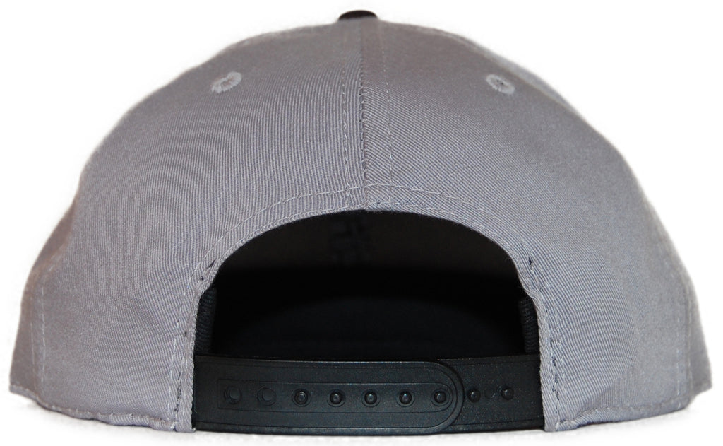 <!--020120306043243-->Elm - 'Rooted' [(Gray) Snap Back Hat]