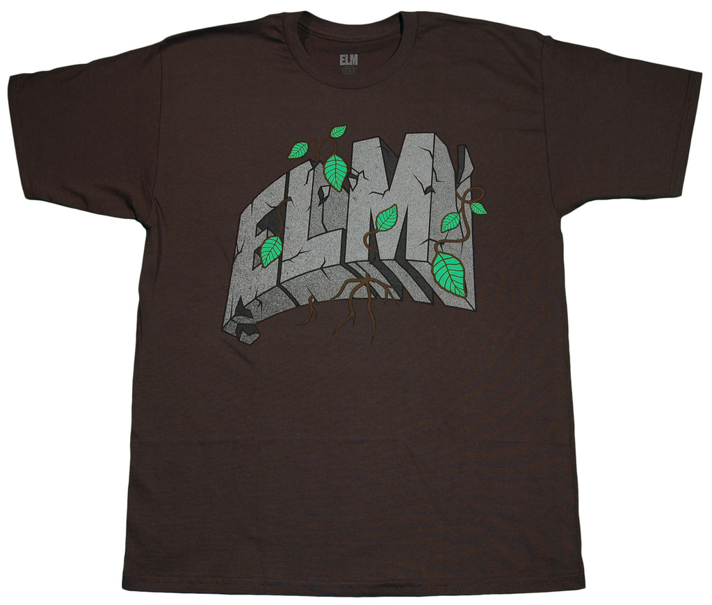 Elm - 'Cracked' [(Brown) T-Shirt]
