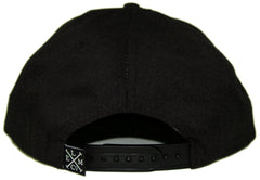 <!--020130312055038-->Elm - 'Highwater' [(Black) Snap Back Hat]
