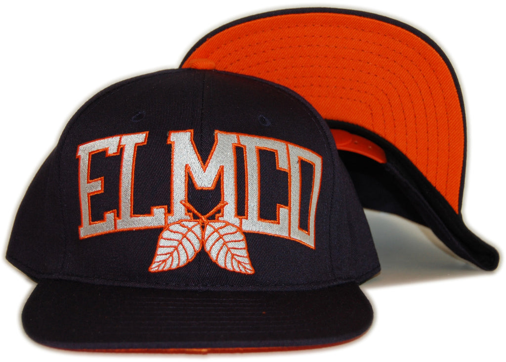 <!--020120501044115-->Elm - 'Elmco' [(Dark Blue) Snap Back Hat]