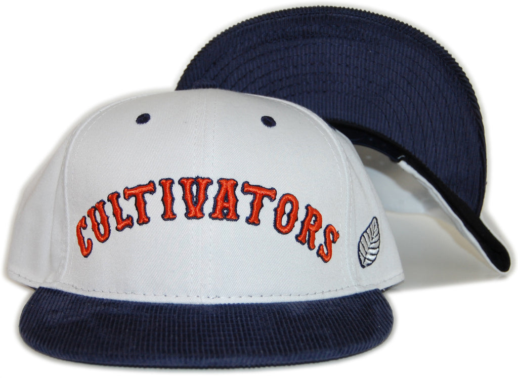<!--020120501044116-->Elm - 'Cultivators' [(White) Snap Back Hat]
