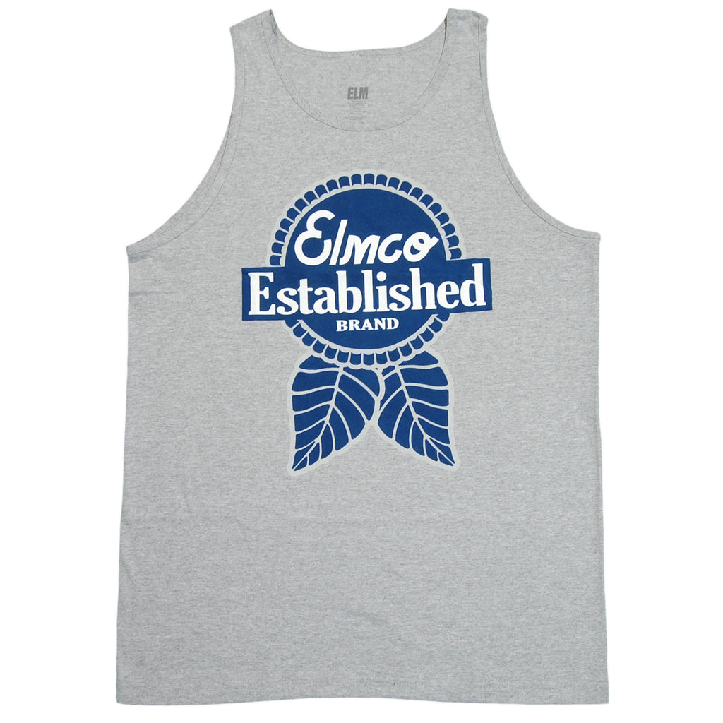 <!--2012073119-->Elm - 'Blue Ribbon' [(Gray) Tank Top]