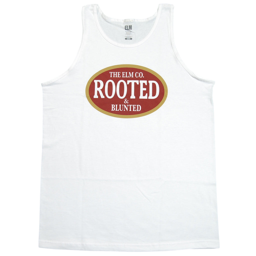<!--2012073109-->Elm - 'Blunted' [(White) Tank Top]