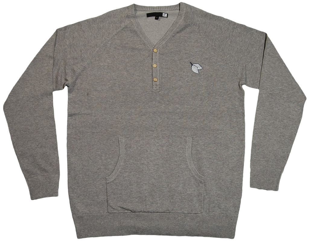 <!--2011101857-->Elm - 'Franklin Henley' [(Gray) Sweater]