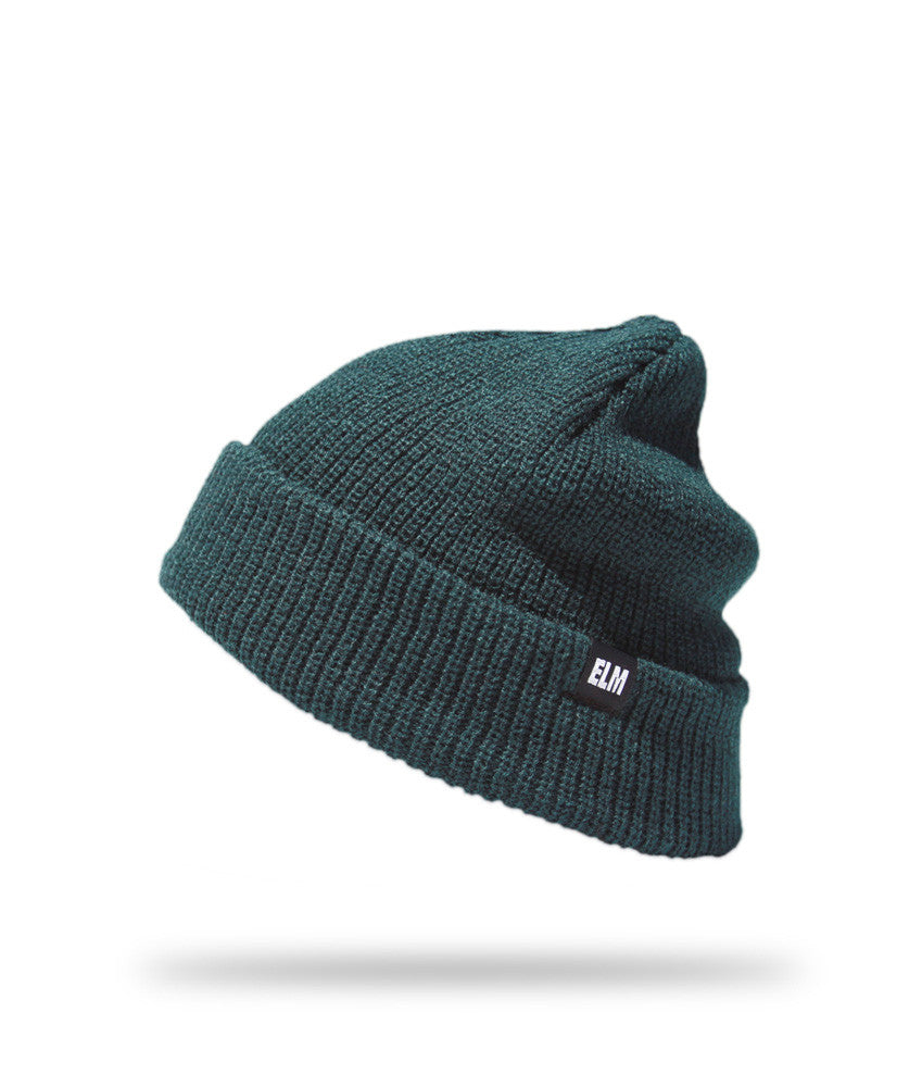 <!--020121113051737-->Elm - 'Standard' [(Dark Green) Winter Beanie Hat]