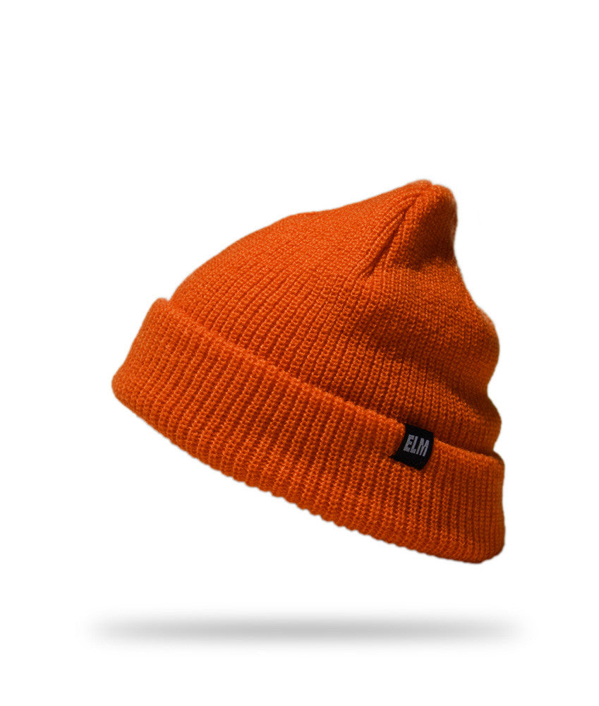 <!--020121113051734-->Elm - 'Standard' [(Orange) Winter Beanie Hat]