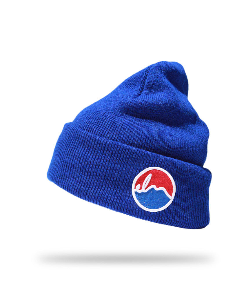 <!--020121113051788-->Elm - 'Benchmark' [(Blue) Winter Beanie Hat]