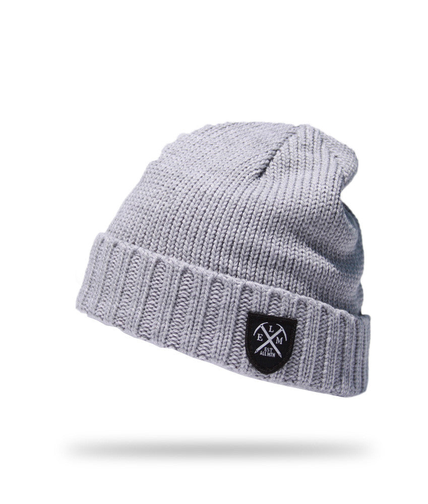 <!--020121113051746-->Elm - 'Scout' [(Gray) Winter Beanie Hat]