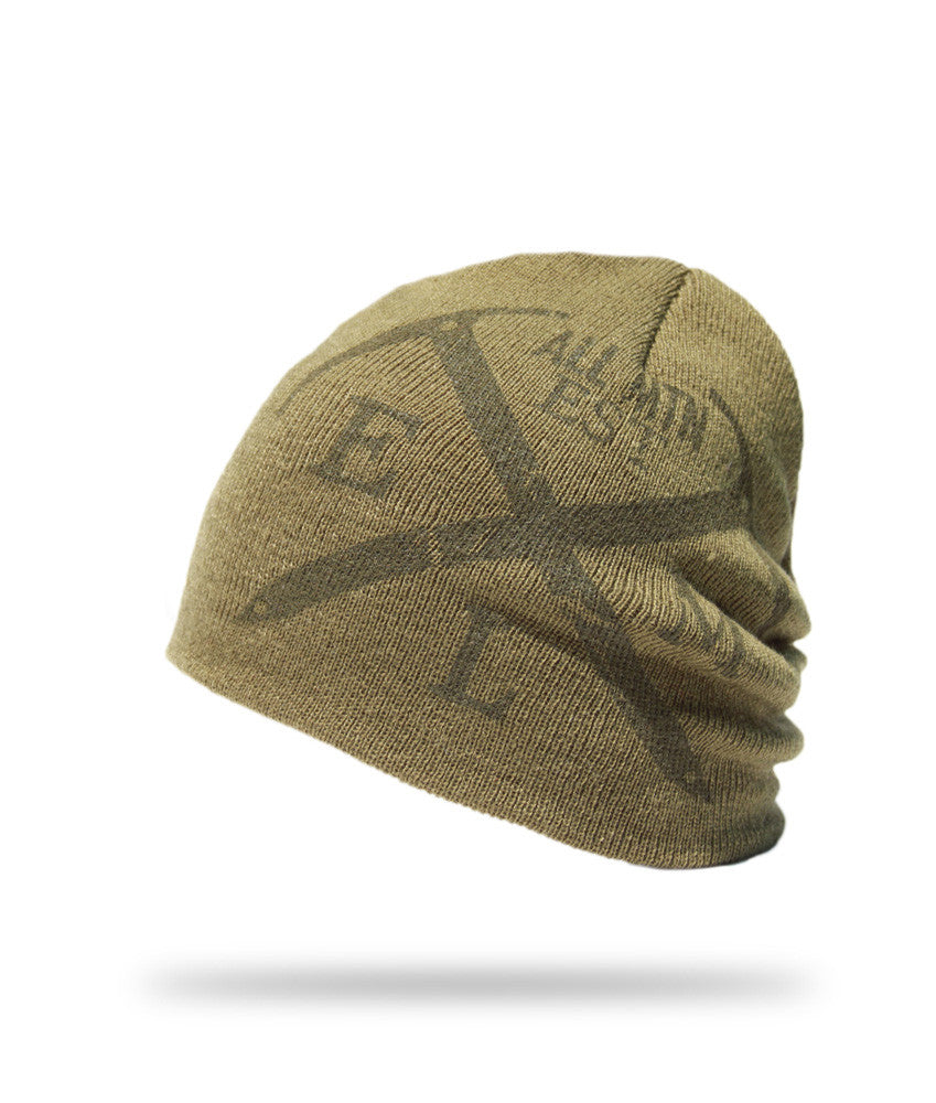 <!--020121113051756-->Elm - 'Pike' [(Dark Green) Winter Beanie Hat]