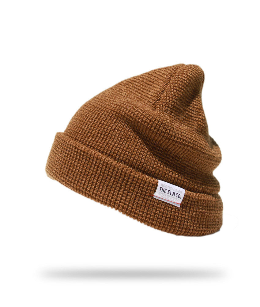 <!--020121113051768-->Elm - 'Hutch' [(Brown) Winter Beanie Hat]
