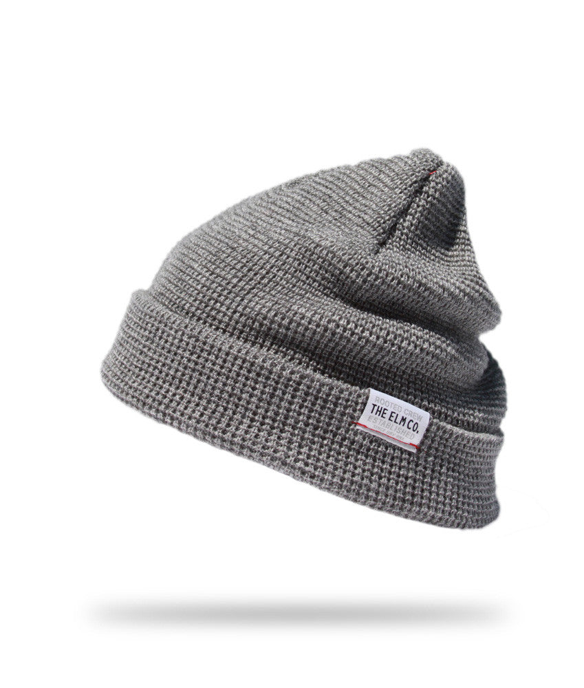 <!--2012111317-->Elm - 'Hutch' [(Gray) Winter Beanie Hat]