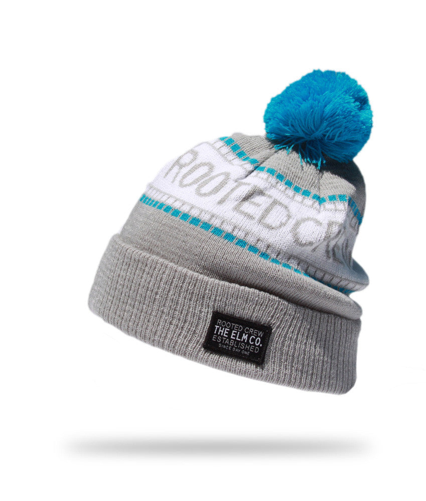 <!--020121113051779-->Elm - 'Crew' [(Gray) Winter Beanie Hat]