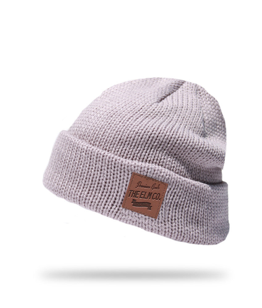 <!--020121113051774-->Elm - 'Freeman' [(Gray) Winter Beanie Hat]