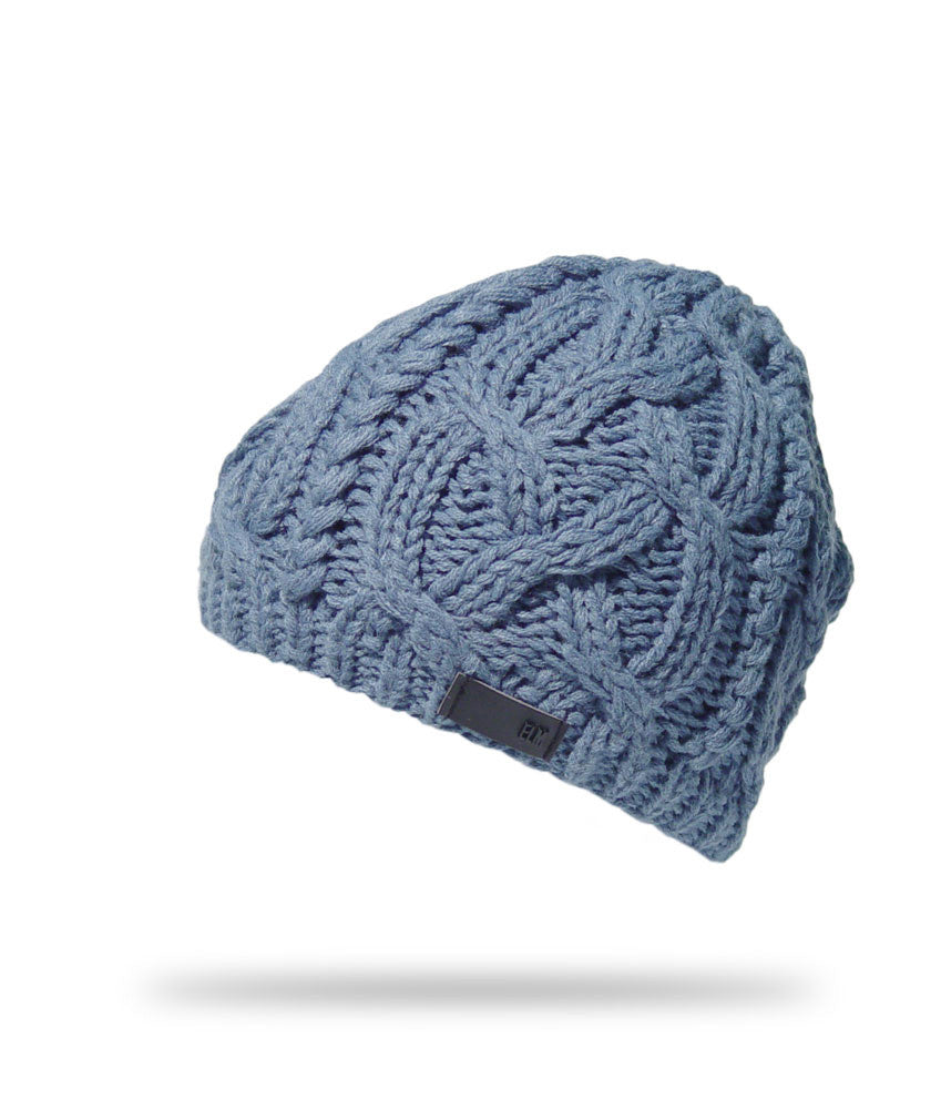 <!--2012111304-->Elm - 'Boulevard' [(Light Blue) Winter Beanie Hat]