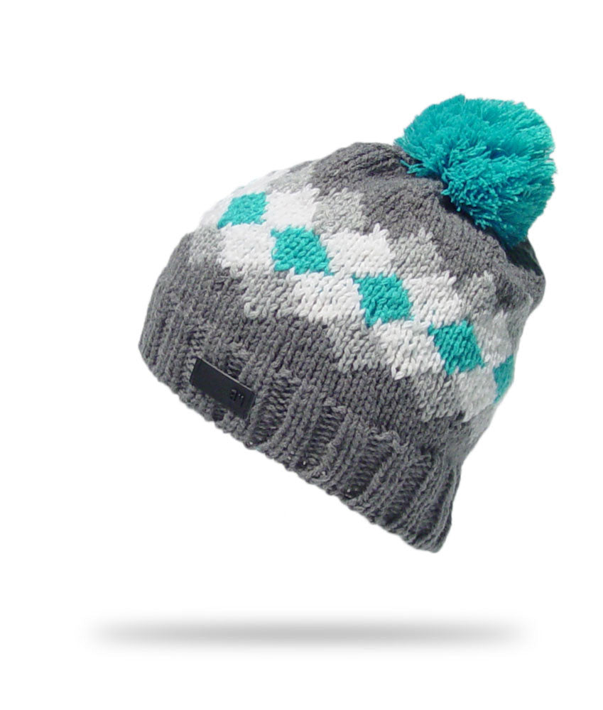 <!--020121113051783-->Elm - 'Canterbury' [(Dark Gray) Winter Beanie Hat]