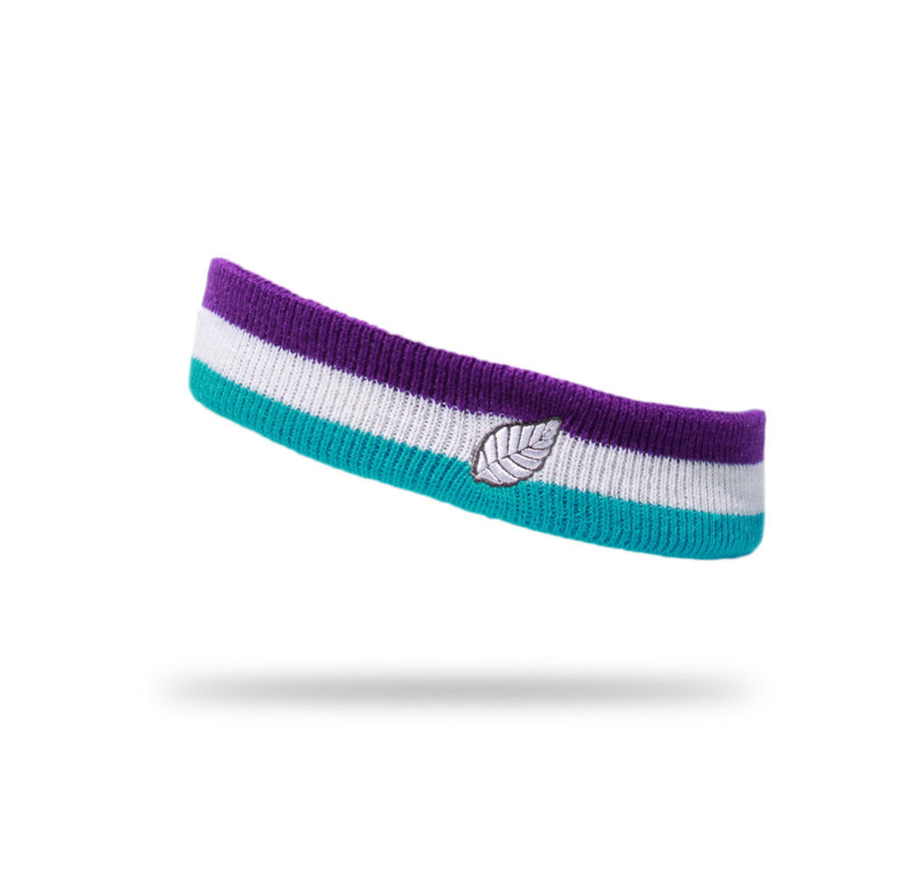<!--020121113051813-->Elm - 'Striped Resi' [(Light Blue) Headband]