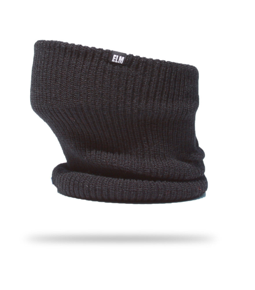 <!--020121113051812-->Elm - 'Standard Reversible' [(Black) Neckwarmer]