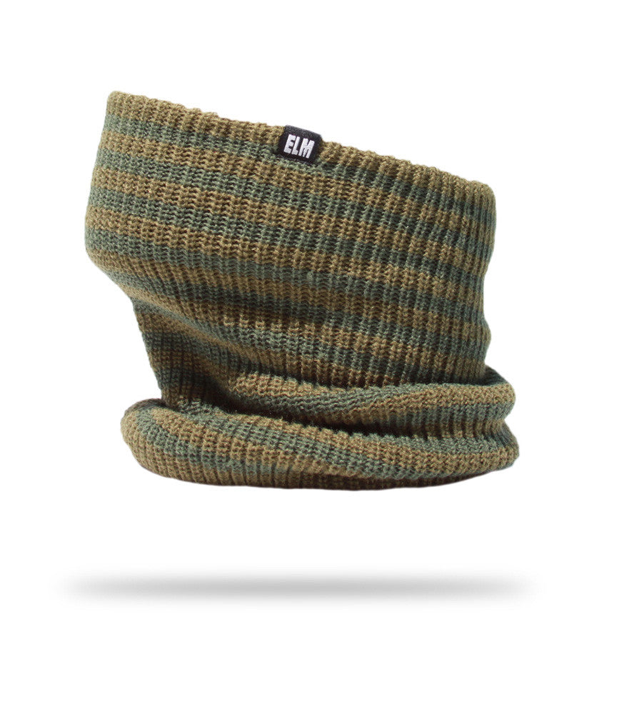 <!--020121113051811-->Elm - 'Standard Reversible' [(Dark Green) Neckwarmer]