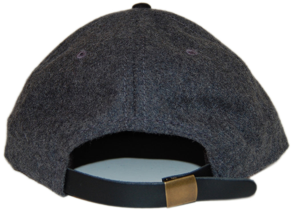 <!--020121113051792-->Elm - 'Messner' [(Dark Gray) Strap Back Hat]