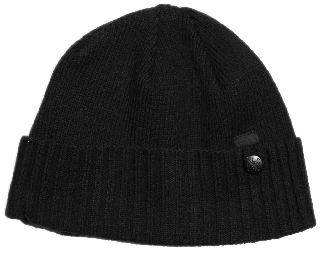 <!--020131029060959-->Elm - 'Telford' [(Black) Winter Beanie Hat]