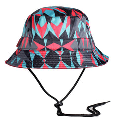 <!--020150225068628-->Entree - 'Kaleido' [(Multi-Color) Bucket Hat]