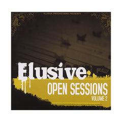 Elusive - 'Open Sessions Vol. 2' [CD]