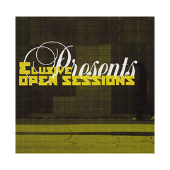 Elusive - 'Open Sessions Vol. 1' [CD]