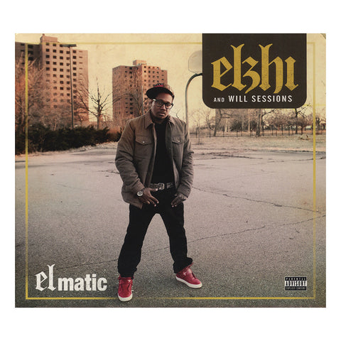 "[""Elzhi & Will Sessions - 'Elmatic (Re-Issue)' [CD]""]"