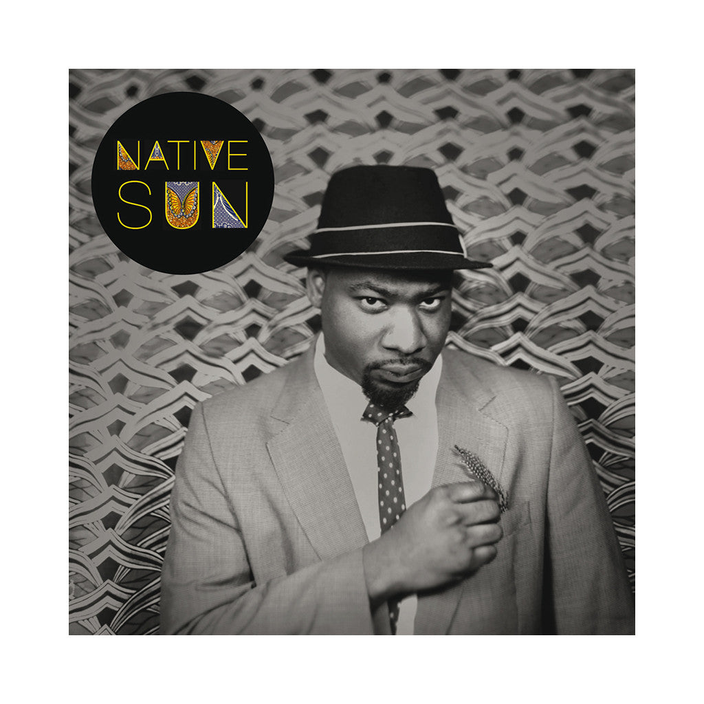 Blitz The Ambassador - 'Native Sun' [(Black) Vinyl LP]