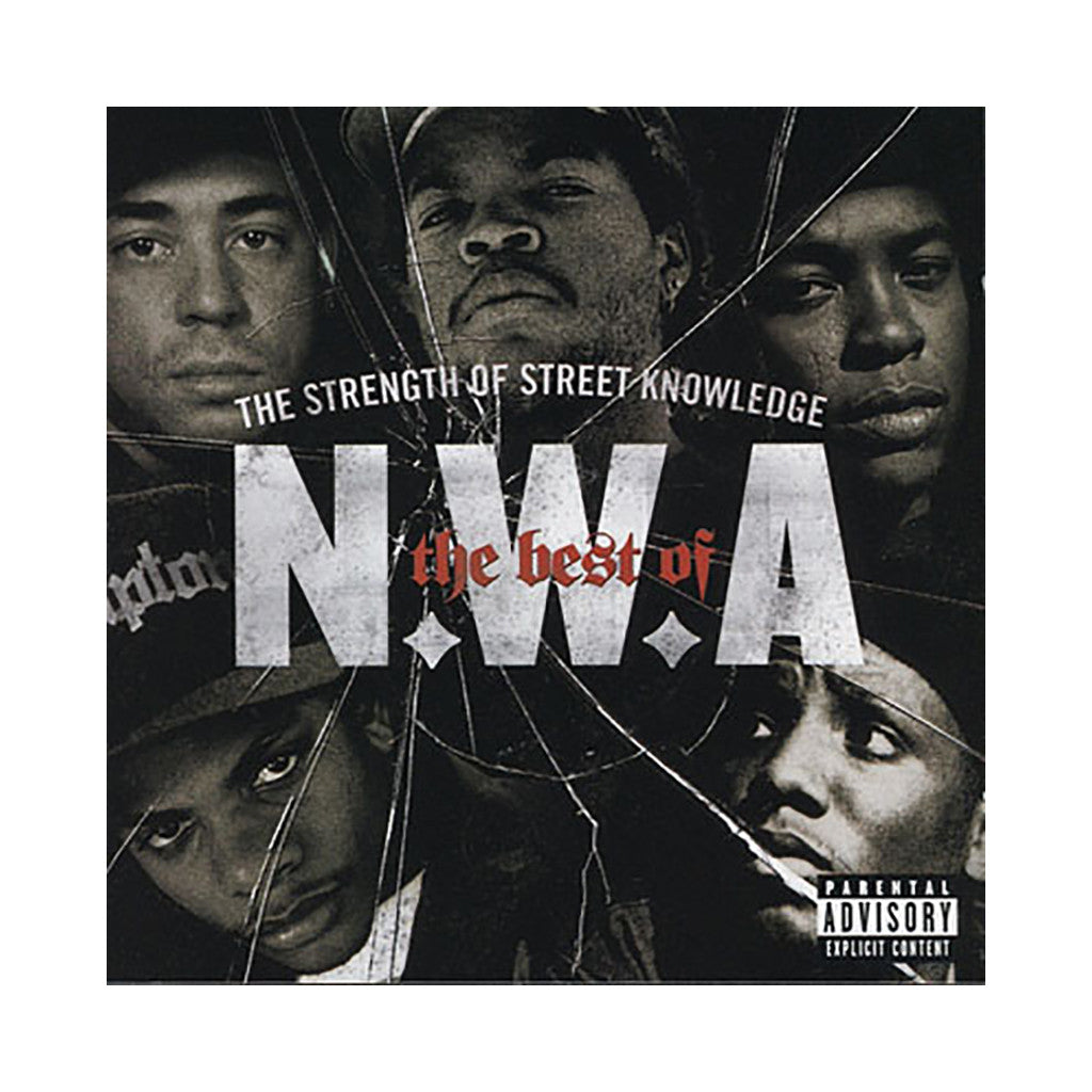 <!--120070116009009-->N.W.A. - 'The Best Of N.W.A: The Strength of Street Knowledge' [CD]