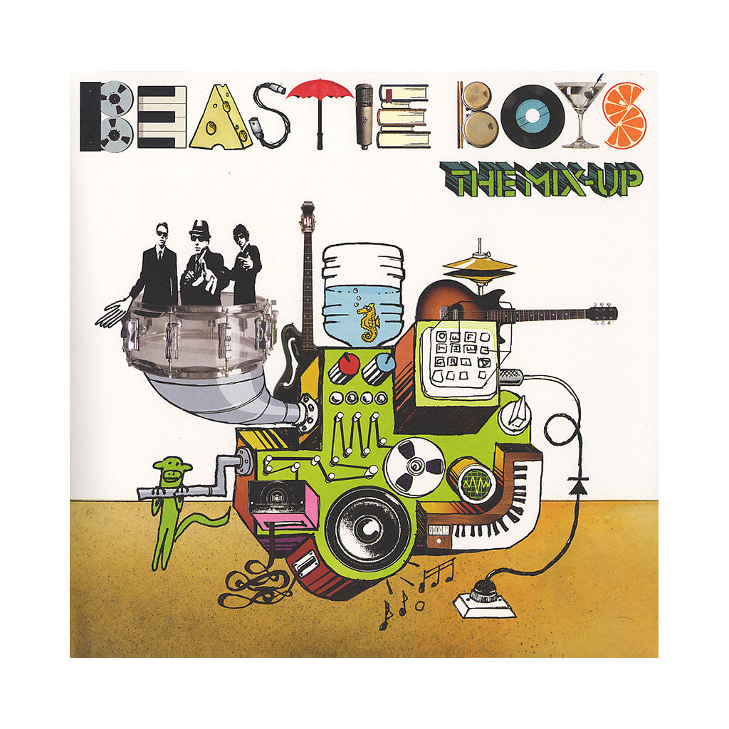 <!--2007062648-->Beastie Boys - 'The Mix-Up' [CD]