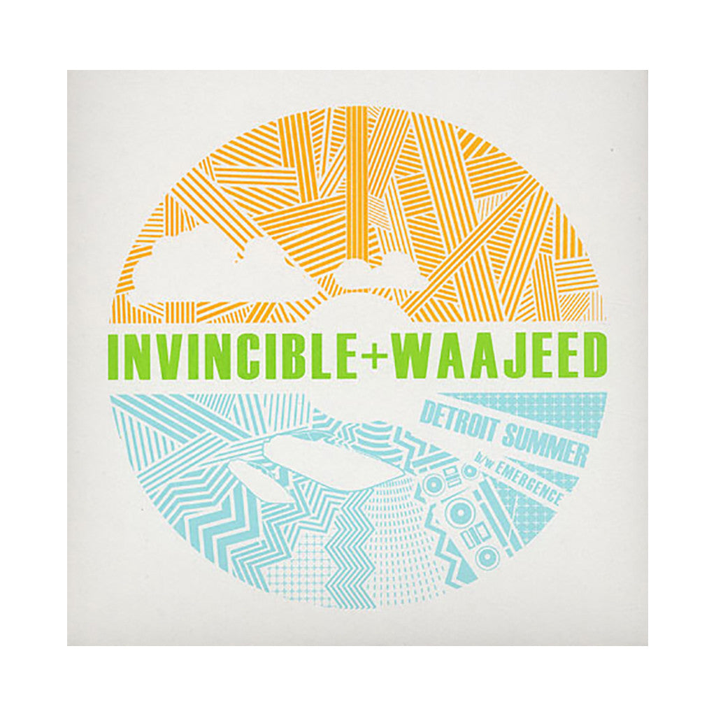 <!--2010090229-->Invincible & Waajeed - 'Detroit Summer' [Streaming Audio]